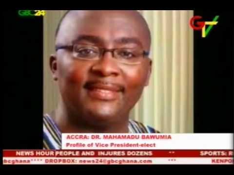 Profile Of Vice-Prez Elect, Dr. Mahamudu Bawumia