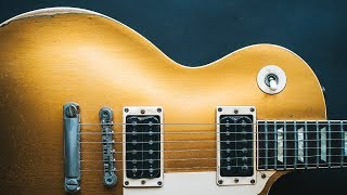 Melancholy Bluesy Groove Guitar Backing Track Jam in A Minor