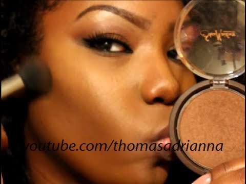 THE BEST CONTOUR POWDERS FOR DARK/BROWN SKIN - YouTube