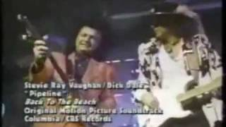 Pipeline - Dick Dale & Stevie Ray Vaughan - Back to the Beach