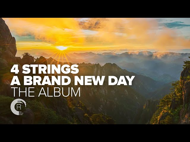 4 STRINGS   A BRAND NEW DAY [THE FULL ALBUM]