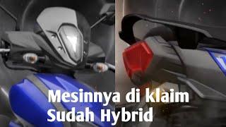 Yamaha Resmi Rilis Matic Terbarunya Ray ZR 125 Hybrid