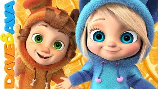 ???? Baby Songs | ABC Song and More Nursery Rhymes | Dave and Ava ????