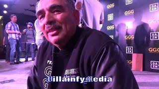 ABEL SANCHEZ REVEALS BIG G CONVERSATION REGARDING MIKEY VS SPENCE, VIEWS FIGHT DIFFERENTLY