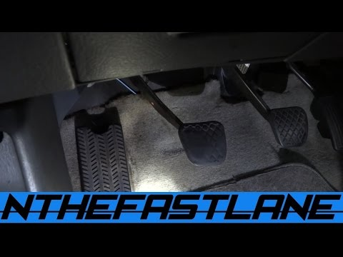 "Adjusting Clutch Pedal ""How To"""