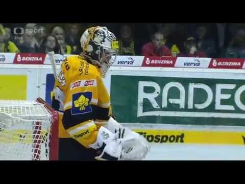 6.finále HC Verva Litvínov - HC Oceláři Třinec 3-6 21.4.2015