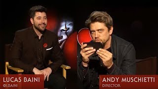 IT CAPITULO DOS - ENTREVISTA A ANDY MUSCHIETTI