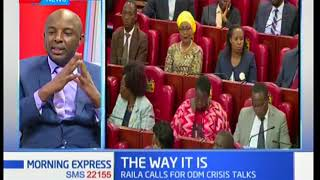 Who are the MPs who do not want the lifestyle audit to take place | KTN News Morning Express