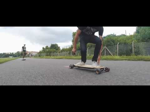 E-Boarder Electric Skateboard MeetUp @ Tempelhofer Feld, Berlin
