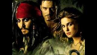 Музыка  фильма  Пираты карибского моря