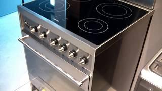 C6IMX8 - Video SMEG inductie fornuis - De Schouw Witgoed