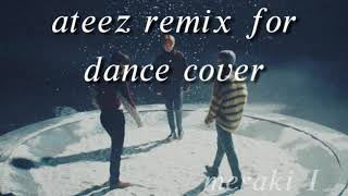 Download ATEEZ- intro + wonderland + answer w/ dance break (for dance cover)