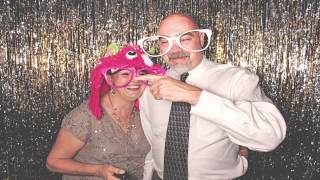 Atlanta Roswell Historic Cottage PhotoBooth - Wall Wedding Reception - RobotBooth