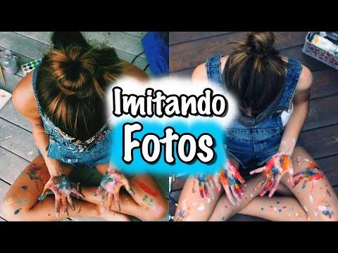 IMITANDO FOTOS TUMBLR (JUDITH) |Hermanos Jaso