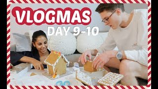Baixar VLOGMAS DAY 9 - 10 | Building a Gingerbread House With My Boyfriend