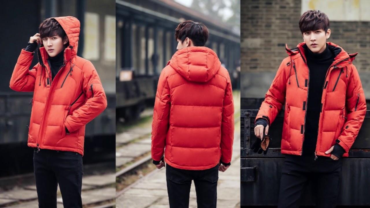 10 Мужская Зимняя куртка с AliExpress Алиэкспресс Winter jacket Крутая одежда на зиму