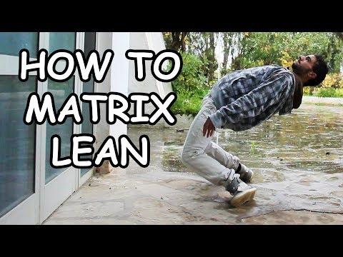 Matrix Lean Dance Tutorial   How To Hip-Hop Dance   Defying Gravity