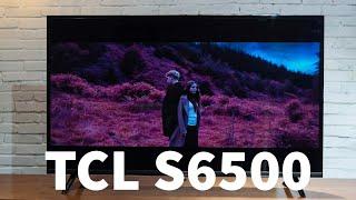 Trên tay TCL S6500: Android TV 8.0, FullHD, 49 inch giá 10 triệu