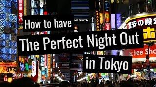 NIGHT OUT IN TOKYO: Yoshinoya, Karaoke, Purikura, Arcades