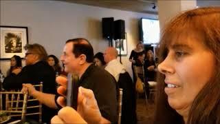 Burt Ward (Robin) Icon Award RNSH Oscar Gala Hollywood History Museum 2018