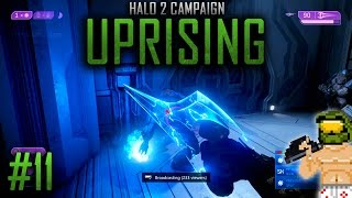 "Halo 2 Anniversary: ""Uprising"" - Legendary Speedrun Guide (Master Chief Collection)"