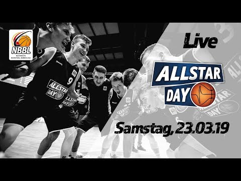 NBBL-ALLSTAR Game 2019: Team Nord - Team Süd