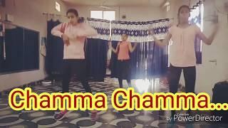 Chamma Chamma /fraud Saiyyan/dance choreography by Chiru
