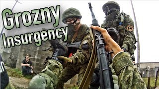 FOR MOTHER RUSSIA!! | MilSim West: The Grozny Insurgency | CYMA AK74 Gameplay