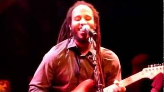 "Ziggy Marley ""Wild and Free"" Live in Ridgefield CT  October 28, 2011"