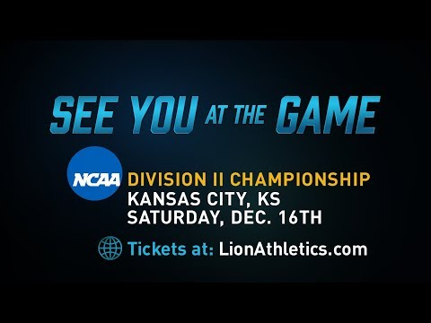 NCAA Division II National Semifinals - Texas A&M University-Commerce