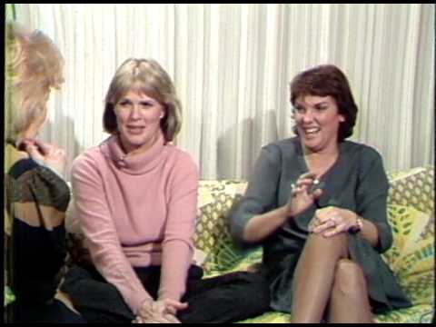 Interview with Sharon Gless and Tyne Daly