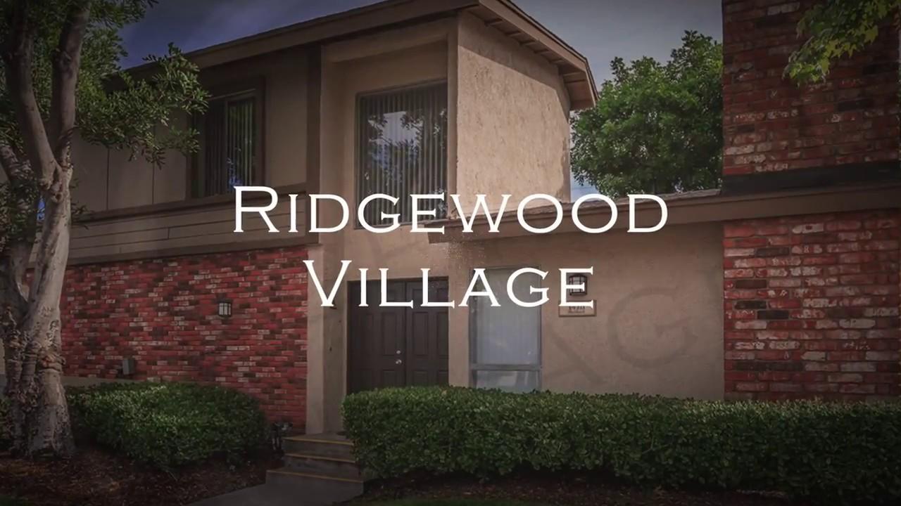 Ridgewood Village Apartment Homes Orange Ca