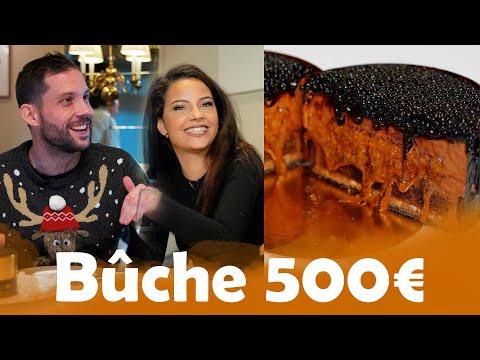 Bûche de Noël à 14,90€ VS 500€ avec Sindy chez Paul Bocuse ! - Morgan VS