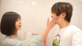兄妹で初、一緒にお風呂入っちゃう??【怪盗兄妹】