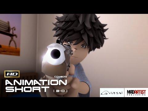 "CGI 3D Animated Short Film ""ALARM"" Alarmingly Funny Animation by Mesai"