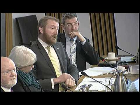 Public Audit Committee - Scottish Parliament: 25th February 2015