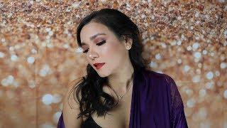 Maquillaje del video Sin pijama - Becky G