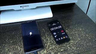Prueba de carga rapida Moto G6 Play