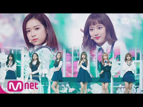 [APRIL - Take My Hand] Comeback Stage | M COUNTDOWN 170921 EP.542