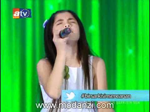 Bir Şarkısın Sen 07.07.2012 | Canan ARLI - Müdür Beyin Yeşil Kürkü | Www.modanzi.com.tr