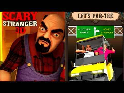 Scary Stranger 3D - Let's Par-Tee - New Valentines Day Update - New Level [Android - ios]