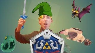IT'S ZELDA MONTH!!!   Ledgend of Zelda Syward Sword