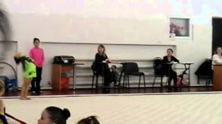Бастамиева амилани художественная гимнастика  6 ле