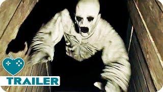 The Beast Inside Trailer (2019) Horror Game