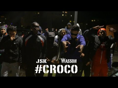 Wasson Feat Jsk - Croco (Street Clip)