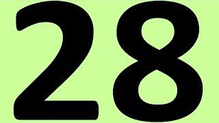 АНГЛИЙСКИЙ ЯЗЫК ДО АВТОМАТИЗМА ЧАСТЬ 2 УРОК 28 УРОКИ АНГЛИЙСКОГО ЯЗЫКА