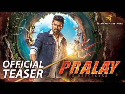 PRALAY THE DESTROYER - Saakshyam - Hindi Teaser | Bellamkonda Sai Sreenivas | Pooja Hegde