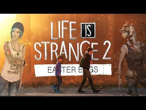 The Best Easter Eggs in LIFE IS STRANGE 2: EPISODE 1 thumbnail