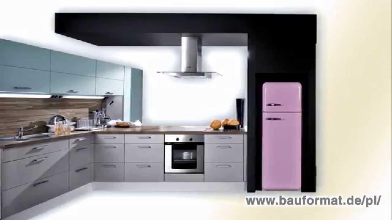 Złota Siódemka 2014 branży meblarskiej dla Bauformat   -> Kuchnia Pod Zabudowe Kwidzyn