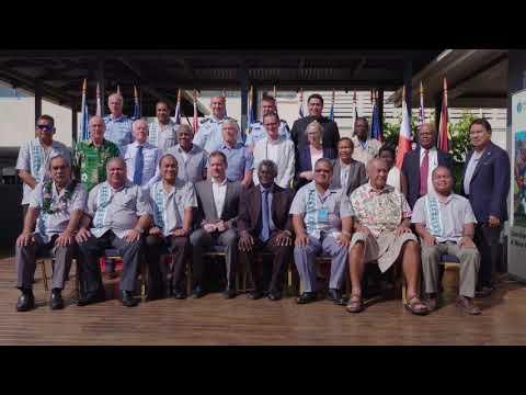 RAMSI Farewell: Dame Meg Taylor, Secretary General of the Pacific Islands Forum